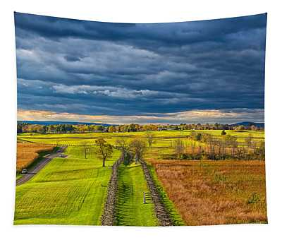 The Antietam Battlefield Tapestry