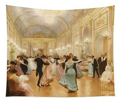 The Ball Tapestry