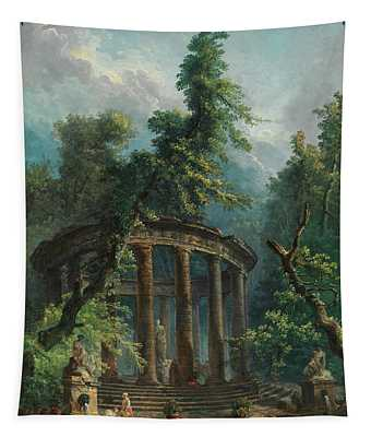 The Bathing Pool Tapestry