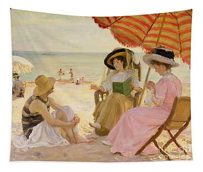 The Beach Tapestry