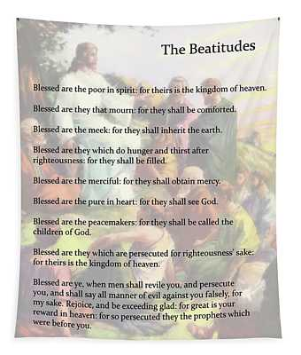 The Beatitudes Tapestry