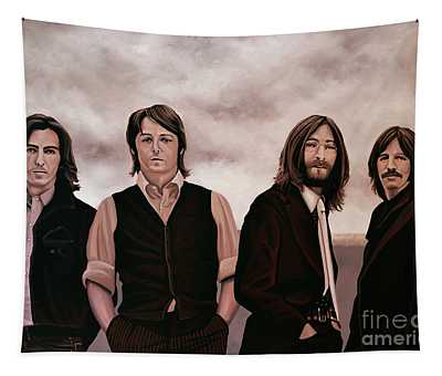 The Beatles 3 Tapestry