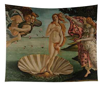The Birth Of Venus, Original Tapestry