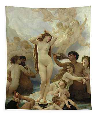 The Birth Of Venus Tapestry