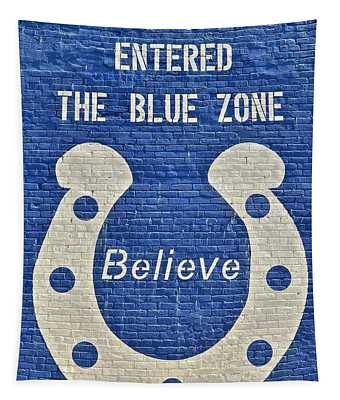 The Blue Zone Tapestry