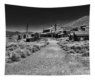 The Bodie Stamp Mill Tapestry