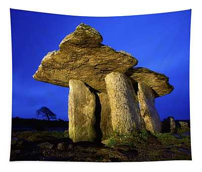 The Burren, County Clare, Ireland Tapestry