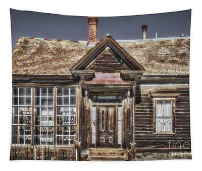 The Cain House  Tapestry