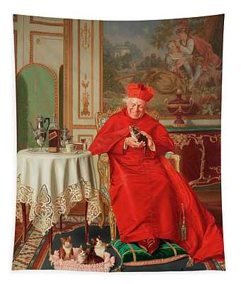 The Cardinal's Favourite Tapestry