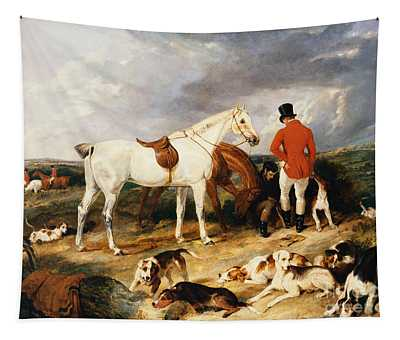 The Change, 1823 Tapestry