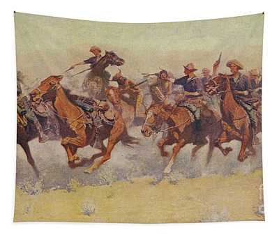 The Charge Tapestry