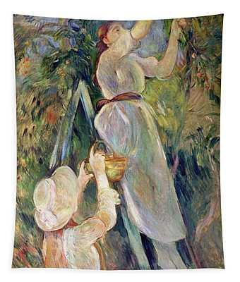 The Cherry Picker Tapestry