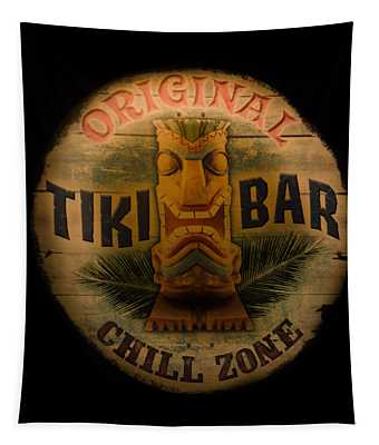 The Chill Zone Tapestry