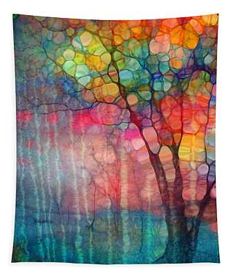 The Circus Tree Tapestry