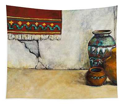 The Clay Pots Tapestry