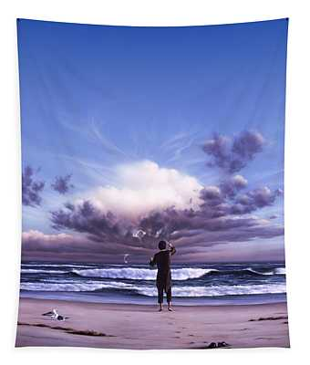 The Conductor Tapestry