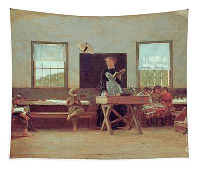 The Country School Tapestry