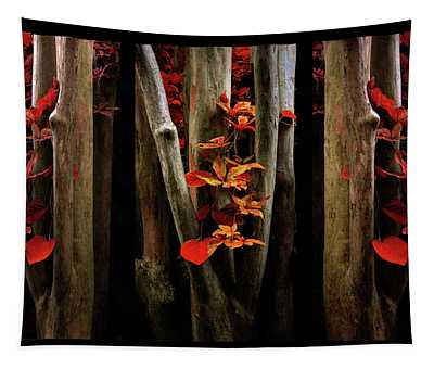The Crimson Forest Tapestry