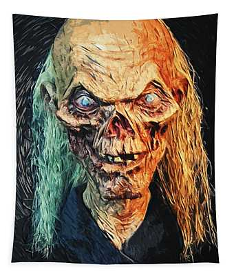 The Crypt Keeper Tapestry