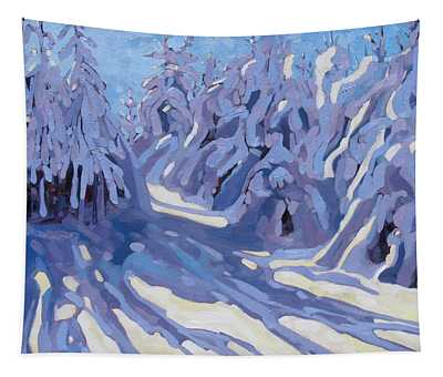 The Day After The Storm Tapestry
