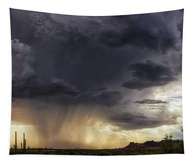 The Day It Rained Tapestry