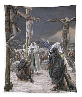 The Death Of Jesus Tapestry