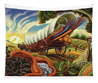 The Digital Pioneers Tapestry