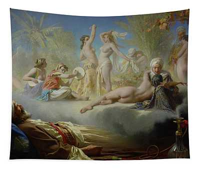 The Dream Of The Believer Tapestry