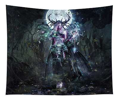 The Dreamcatcher Tapestry