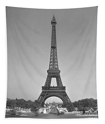 The Eiffel Tower Tapestry