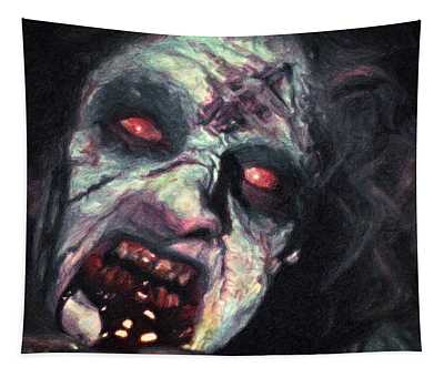 The Evil Dead Tapestry