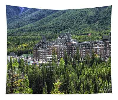 The Fairmont Banff Springs Tapestry