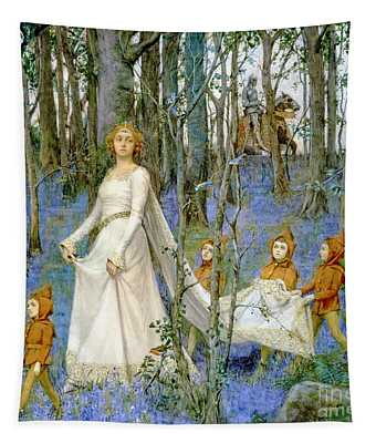 The Fairy Wood Tapestry
