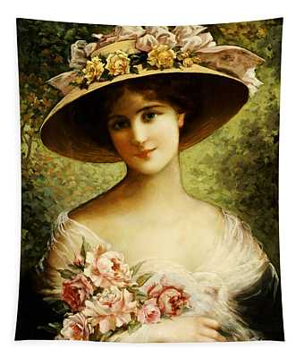 The Fancy Bonnet Tapestry