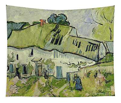 The Farm In Summer Tapestry