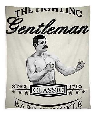 The Fighting Gentlemen Tapestry