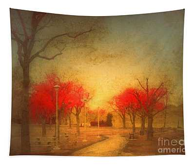 The Fire Trees Tapestry