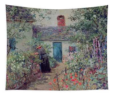 The Flower Garden Tapestry