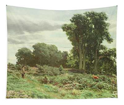The Forest Of Meiklour, Perthshire Tapestry