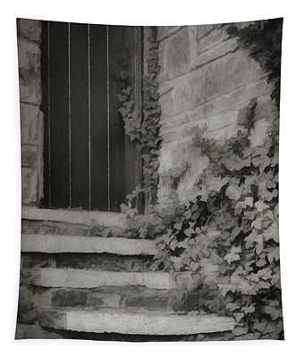 The Forgotten Door Tapestry