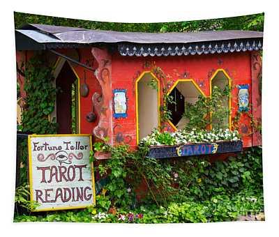 The Fortune Teller Tapestry