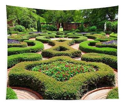 The Garden 2 Tapestry