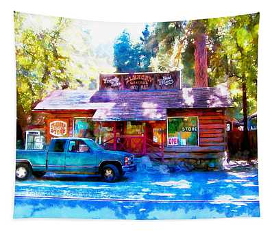 The General Store Tapestry
