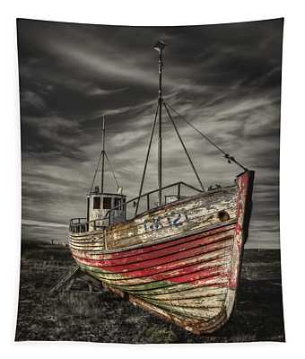 The Ghost Ship Tapestry