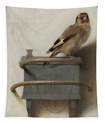 The Goldfinch, 1654  Tapestry