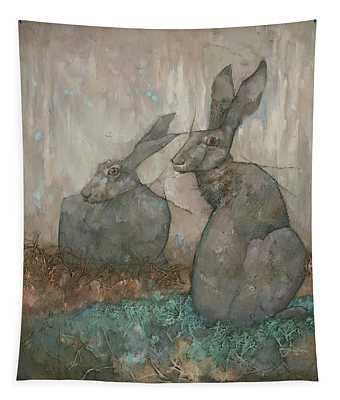 The Hare's Den Tapestry