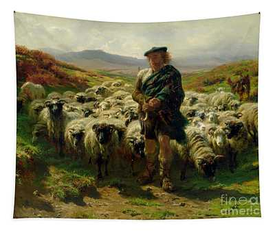 The Highland Shepherd Tapestry