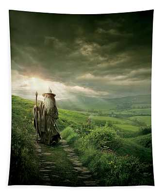 The Hobbit An Unexpected Journey 2012  Tapestry