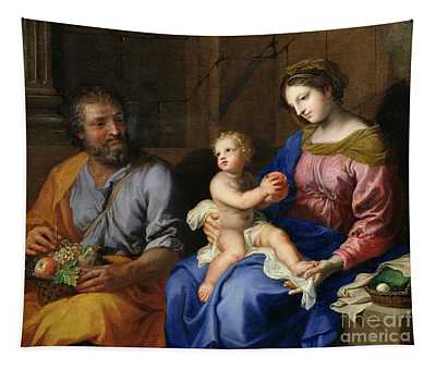 The Holy Family Tapestry