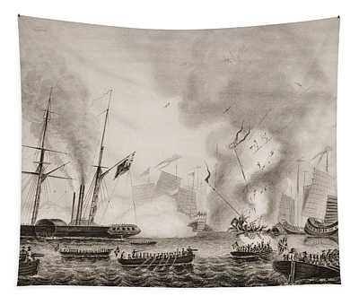 The Hon. East India Company S Steamer Tapestry
